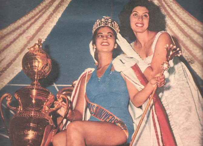 gladys zender, miss universe 1957. primera latina a vencer este concurso. - Página 2 B-cruz10