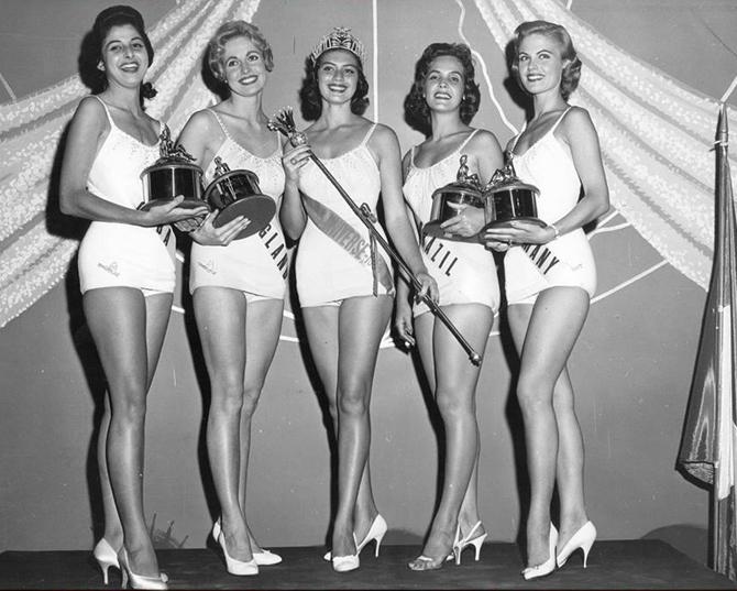 gladys zender, miss universe 1957. primera latina a vencer este concurso. - Página 3 B-mu-510