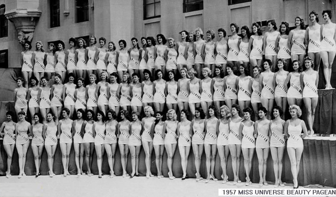gladys zender, miss universe 1957. primera latina a vencer este concurso. - Página 3 B-mu5710