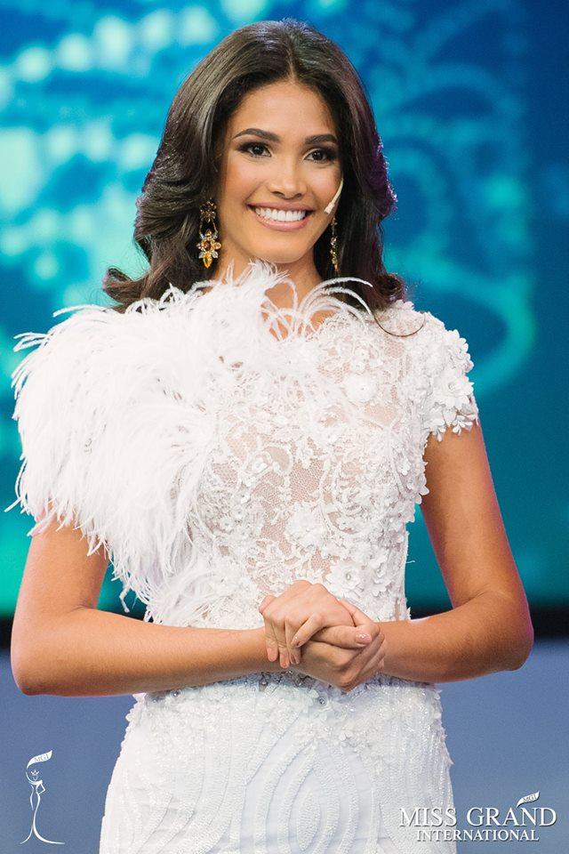 biliannis alvarez, top 10 de miss grand international 2018. Bilian10
