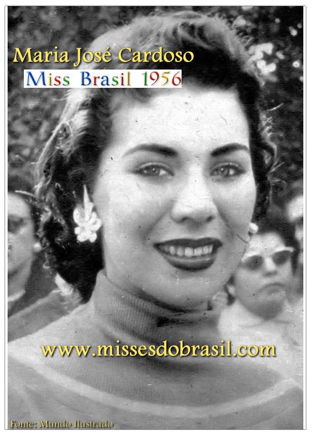 maria jose cardoso, semifinalista de miss universe 1956. Br56gg10