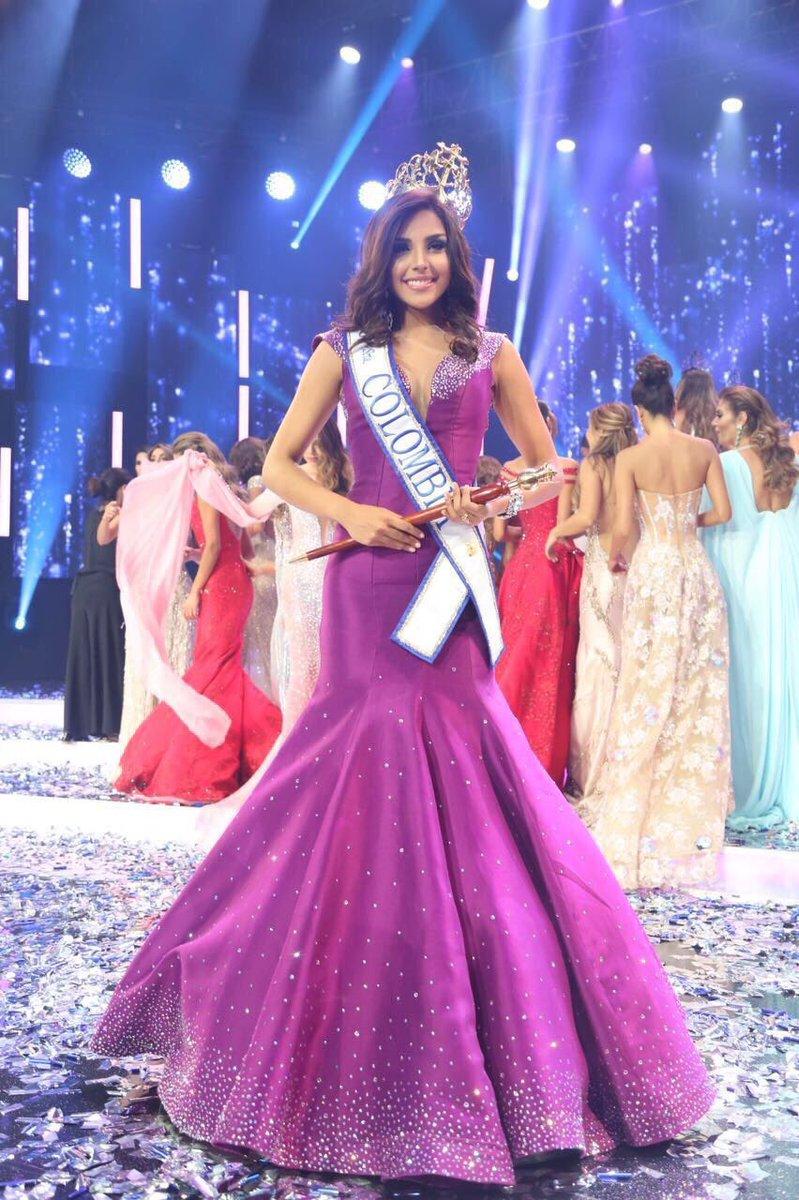 laura gonzalez, 1st runner-up de miss universe 2017. - Página 4 C7cihu10