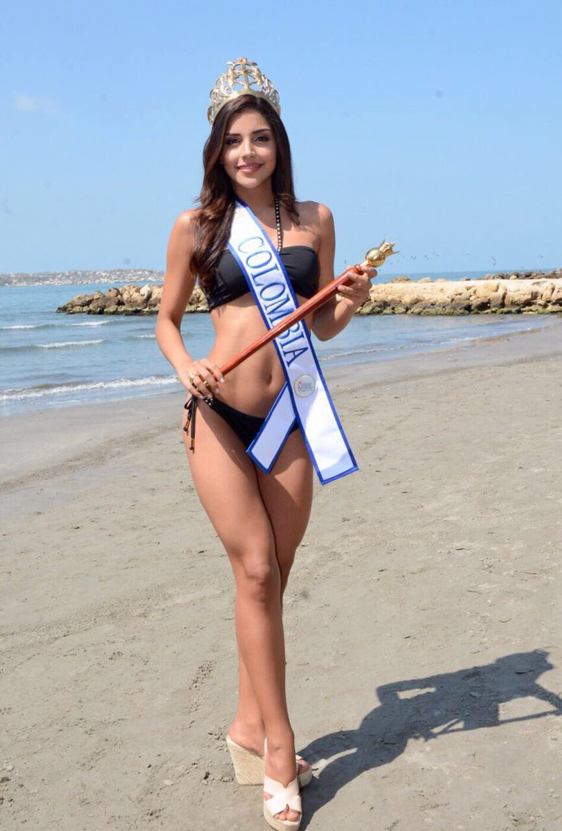 laura gonzalez, 1st runner-up de miss universe 2017. - Página 2 C7d1dz10