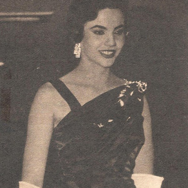sonia maria campos, 6th runner-up de miss world 1958. primeira brasileira a participar de miss world. Ca-son10
