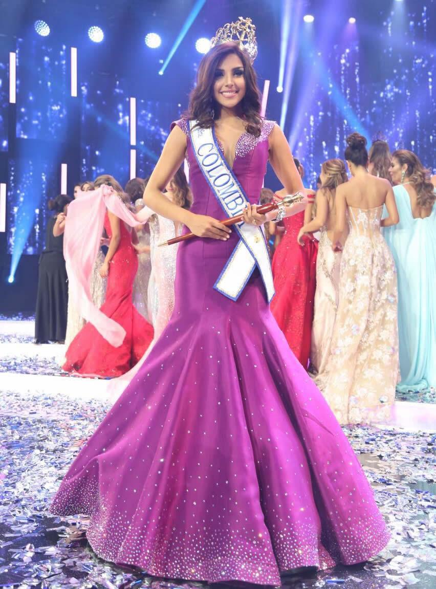 laura gonzalez, 1st runner-up de miss universe 2017. - Página 6 Cartag10