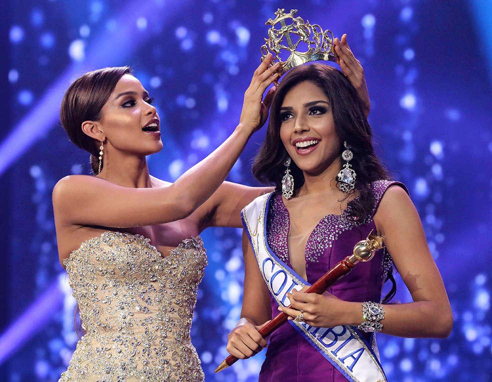 laura gonzalez, 1st runner-up de miss universe 2017. - Página 5 Colomb10