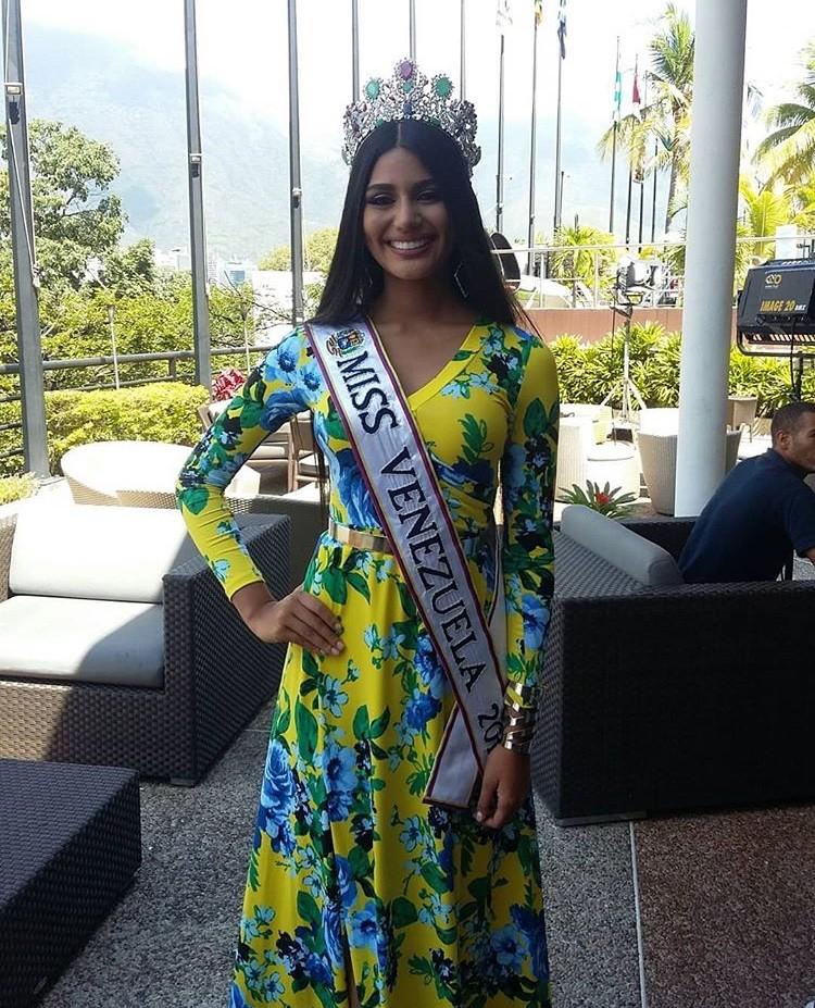 sthefany gutierrez, top 3 de miss universe 2018. D6dd0910