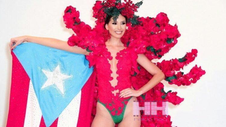 danyeshka aka danna hernandez, miss universe puerto rico 2017. - Página 3 Dayesk10