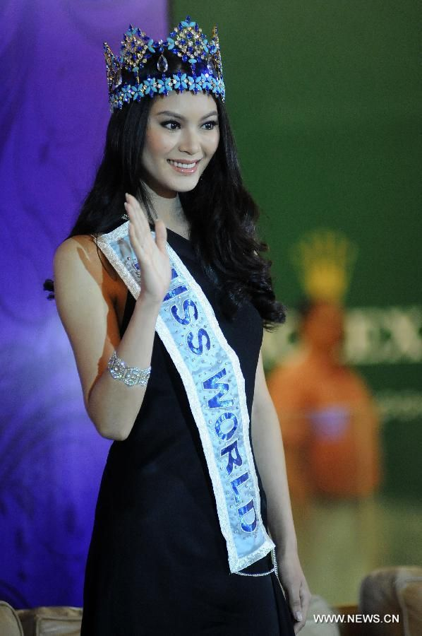 wenxia yu, miss world 2012.  Deb50f10