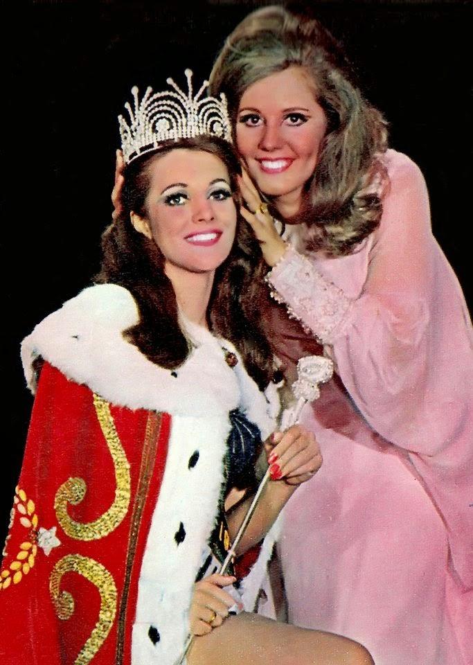 ☽ ✮ ✯ ✰ ☆ ☁ Galeria de Martha Vasconcelos, Miss Universe 1968.☽ ✮ ✯ ✰ ☆ ☁ - Página 2 Deusas10