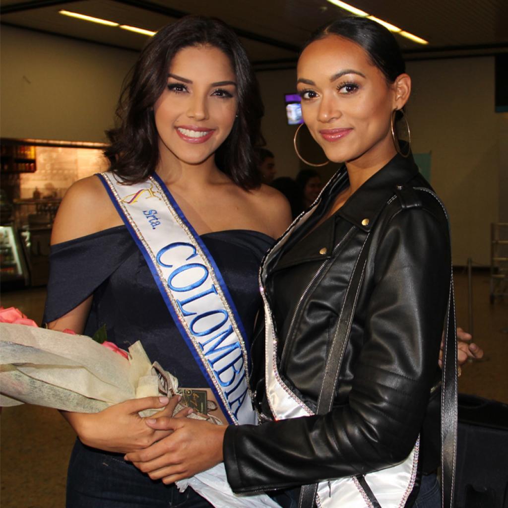 laura gonzalez, 1st runner-up de miss universe 2017. - Página 4 Dlffjv10