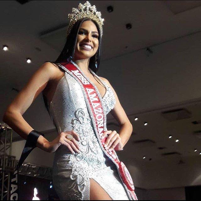 mayra dias, top 20 de miss universe 2018/primeira finalista de rainha hispanoamericana 2016. - Página 4 Ee3bd910