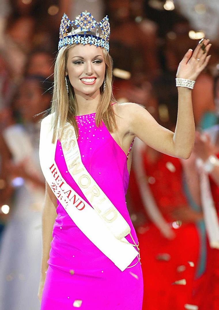 rosanna davison, miss world 2003. Evoke-10