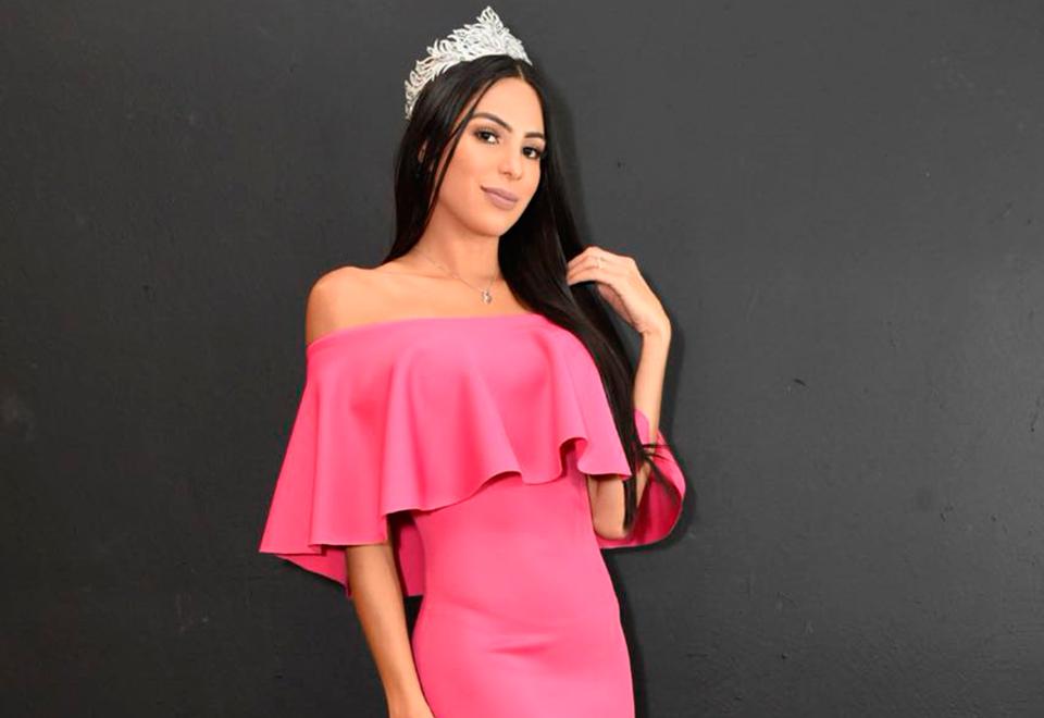mayra dias, top 20 de miss universe 2018/primeira finalista de rainha hispanoamericana 2016. - Página 6 F_ef1f10