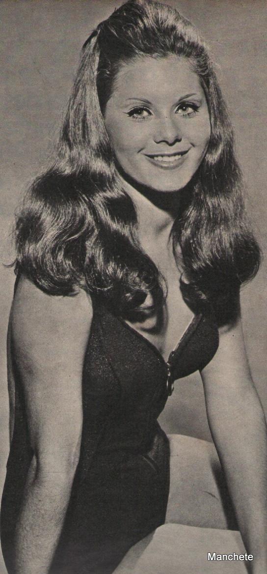 vera fischer, top 15 de miss universe 1969. - Página 4 Fische10