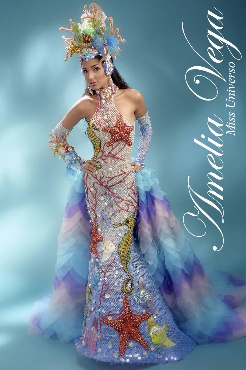 ════ ∘◦❁◦∘ ════ Amelia Vega, Miss Universe 2003. ════ ∘◦❁◦∘ ════ - Página 8 Fotogr10