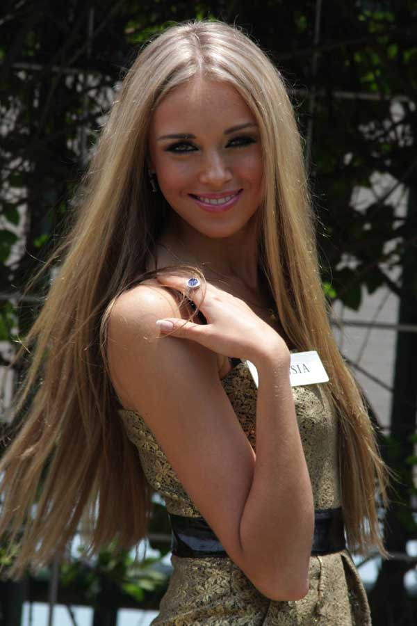 ksenia sukhinova, miss world 2008. Getpho10