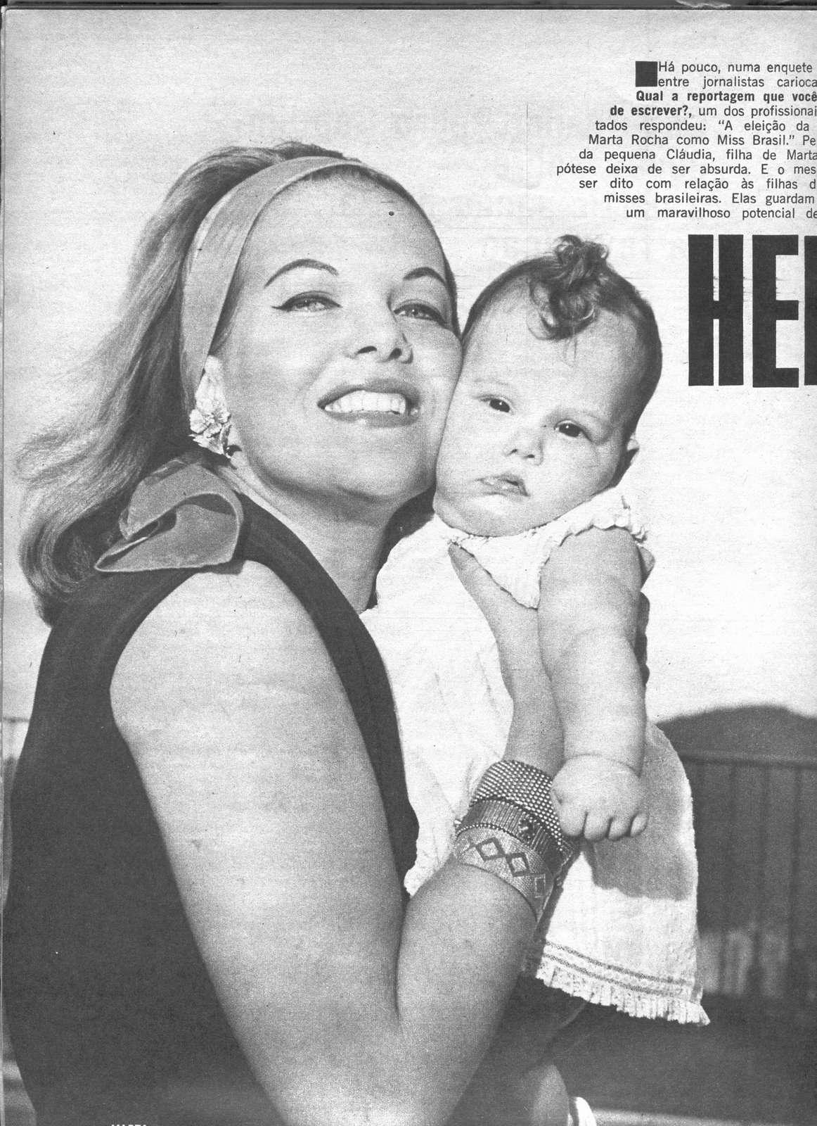 martha rocha, top 2 de miss universe 1954. primeira brasileira a participar de miss universe.†  - Página 3 Herdei10