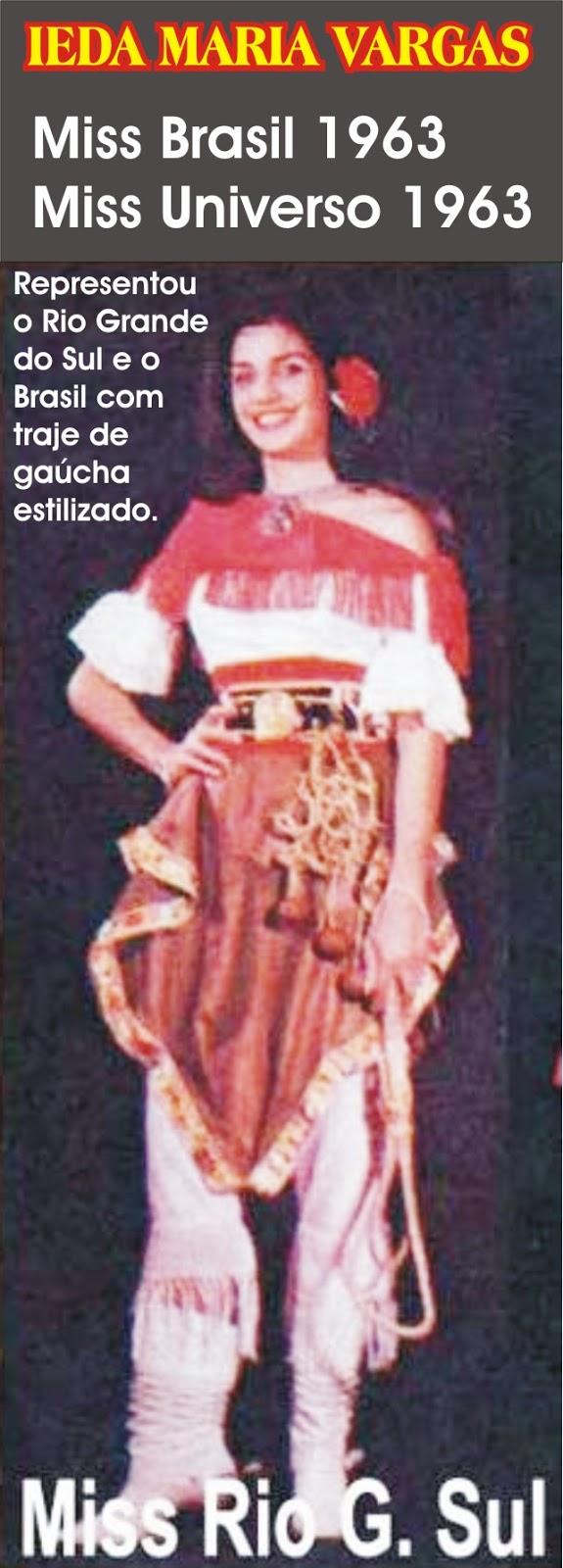 ✾◕‿◕✾ Galeria de Ieda Maria Vargas, Miss Universe 1963.✾◕‿◕✾ - Página 3 Iedaes10