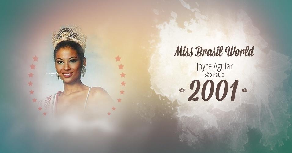 joyce aguiar, miss mundo brasil 2001. Joyce-11