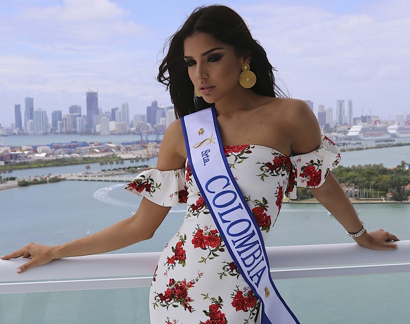 laura gonzalez, 1st runner-up de miss universe 2017. - Página 2 La-sen10