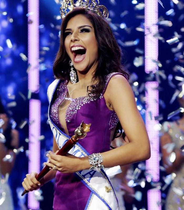 laura gonzalez, 1st runner-up de miss universe 2017. - Página 5 Laura_12