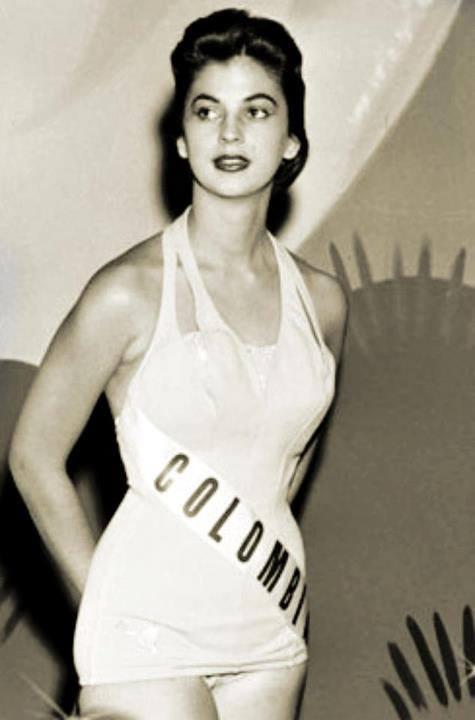 luz marina zuluaga, miss universe 1958. † Luz-ma10