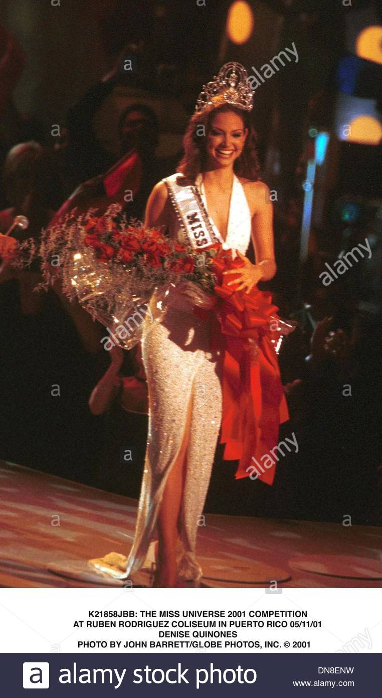 denise quinones, miss universe 2001. May-1110