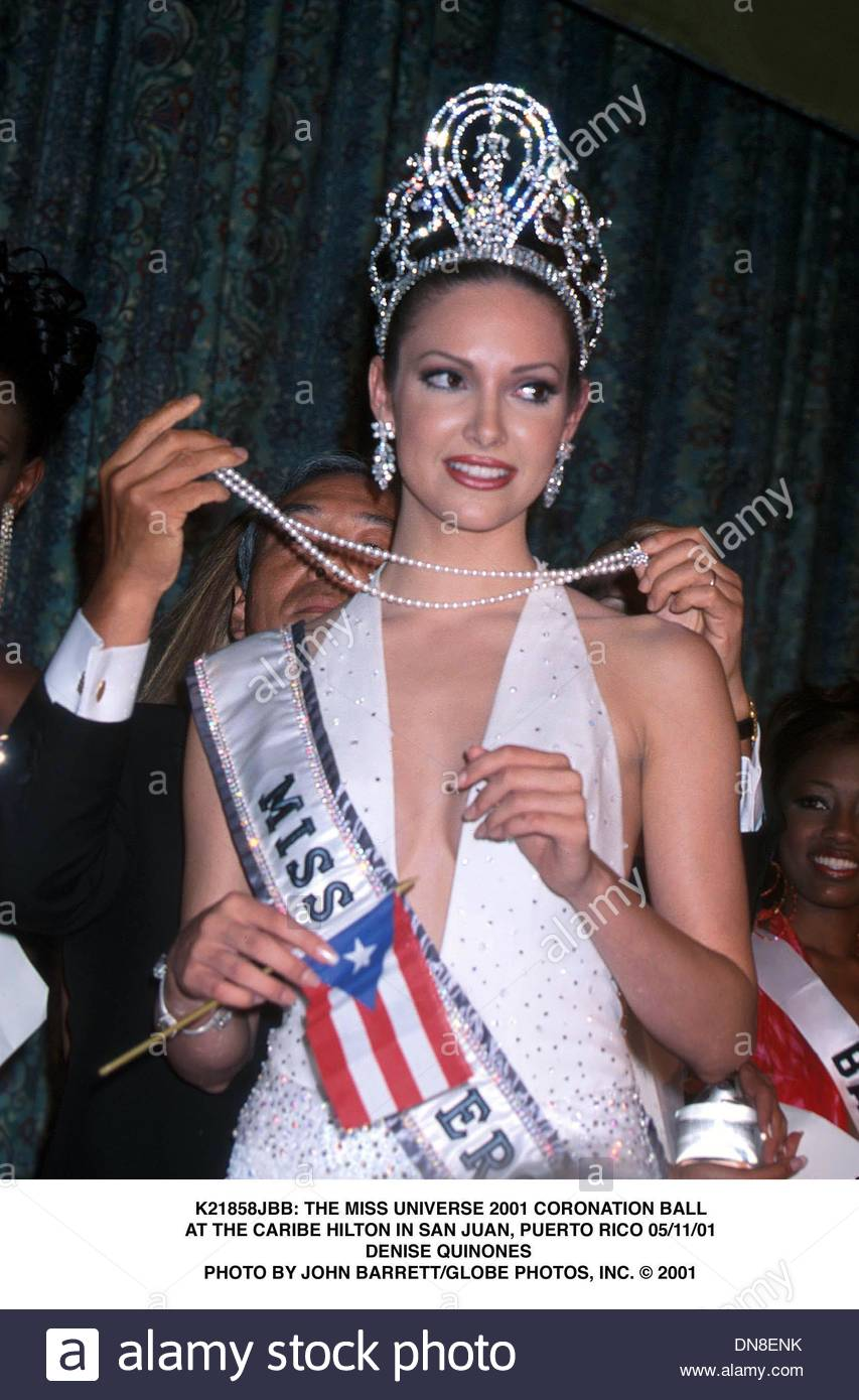 denise quinones, miss universe 2001. May-9-10