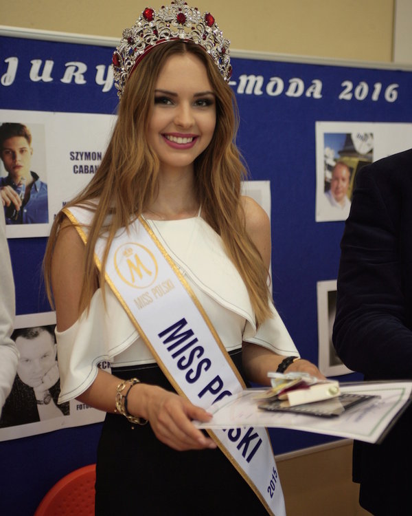 magdalena bienkowska, 2nd runner-up de miss supranational 2018/top 40 de miss world 2017/top 15 de miss international 2016. - Página 6 Miss-p10