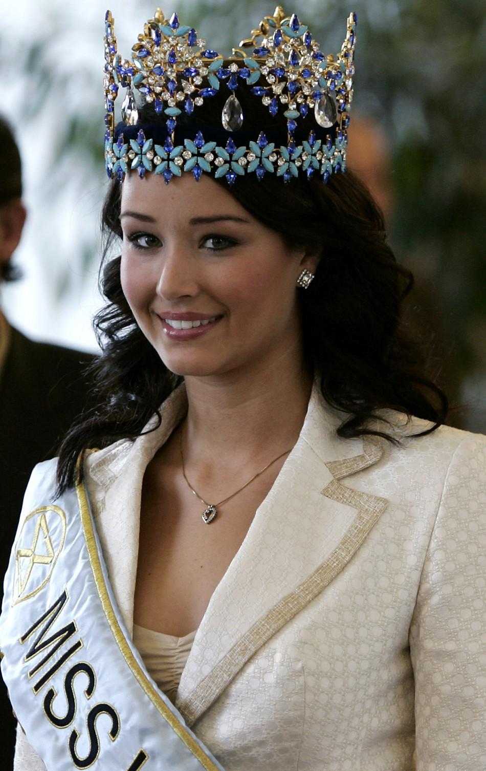 unnur birna vilhjalmsdottir, miss world 2005. Miss-w18