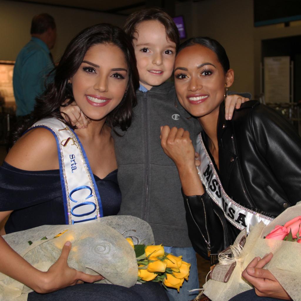 laura gonzalez, 1st runner-up de miss universe 2017. - Página 4 Miss_u10