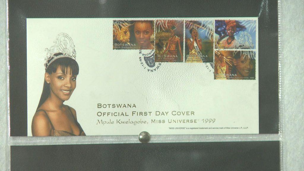 mpule kwelagobe, miss universe 1999. Mpule-11