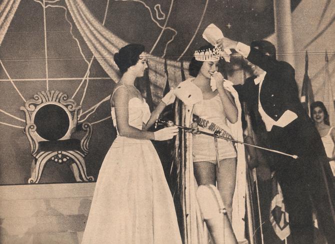 gladys zender, miss universe 1957. primera latina a vencer este concurso. - Página 3 Mu-57-10