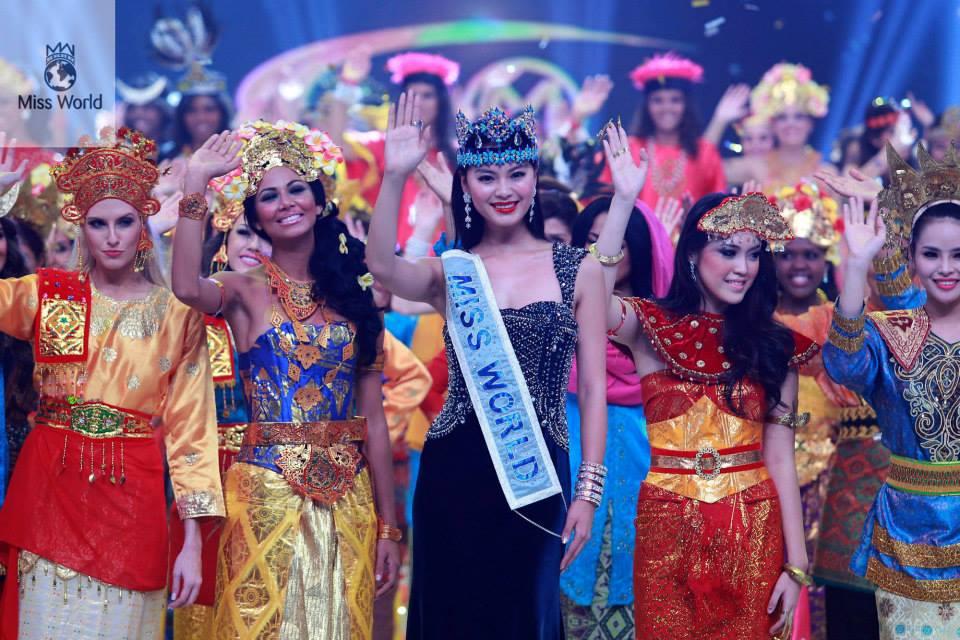 wenxia yu, miss world 2012.  - Página 3 Openin10