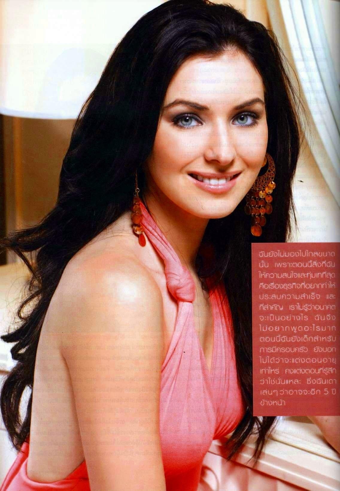 natalie glebova, miss universe 2005. - Página 3 Post-110