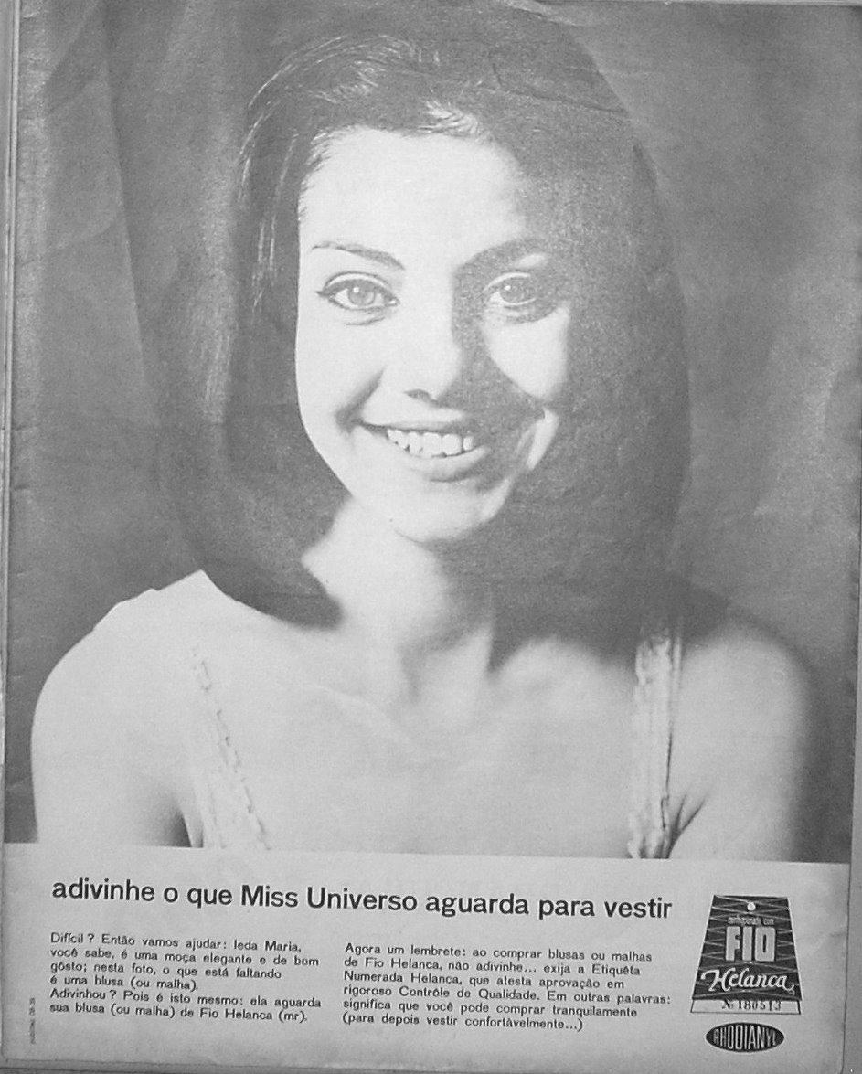 ✾◕‿◕✾ Galeria de Ieda Maria Vargas, Miss Universe 1963.✾◕‿◕✾ - Página 3 Propag10