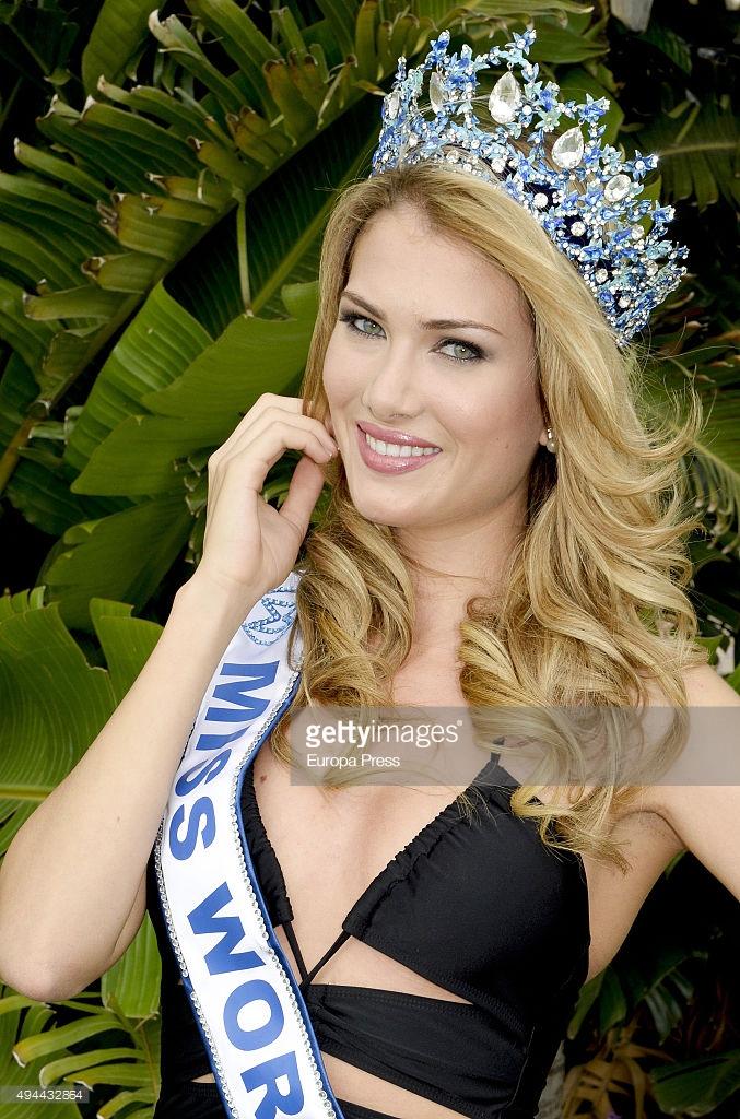 mireia lalaguna, miss world 2015. - Página 4 Qqmmyt10
