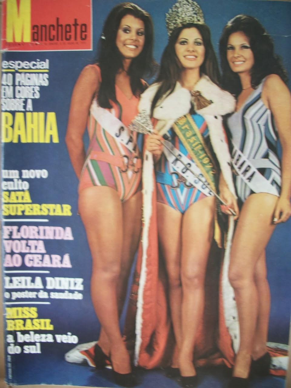 rejane goulart (rejane vieira), top 2 de miss universe 1972 (11/15/1954 - 12/26/2013). † Rejane10