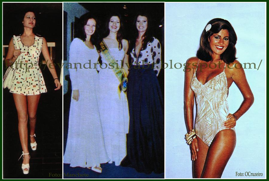 rejane goulart (rejane vieira), top 2 de miss universe 1972 (11/15/1954 - 12/26/2013). † Rejane11