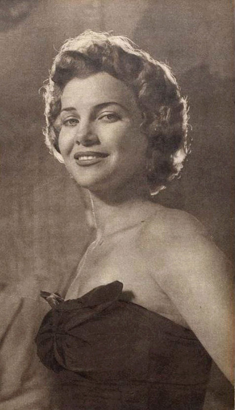martha rocha, top 2 de miss universe 1954. primeira brasileira a participar de miss universe.†  - Página 2 Revist15