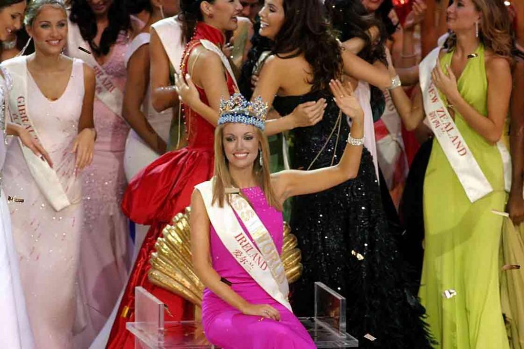 rosanna davison, miss world 2003. Rosie-10