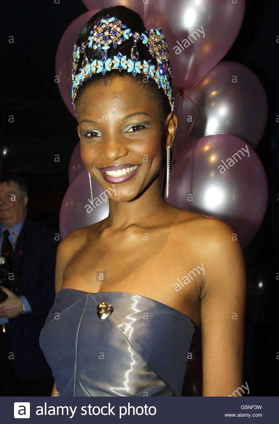 agbani darego, miss world 2001. School10