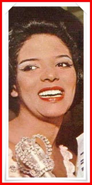 vera lucia couto, 2nd runner-up de miss international 1964. Southo10