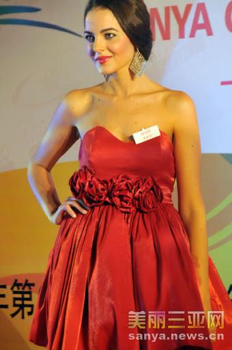 fatima jimenez triguero, miss espana mundo 2010. - Página 3 Spa10