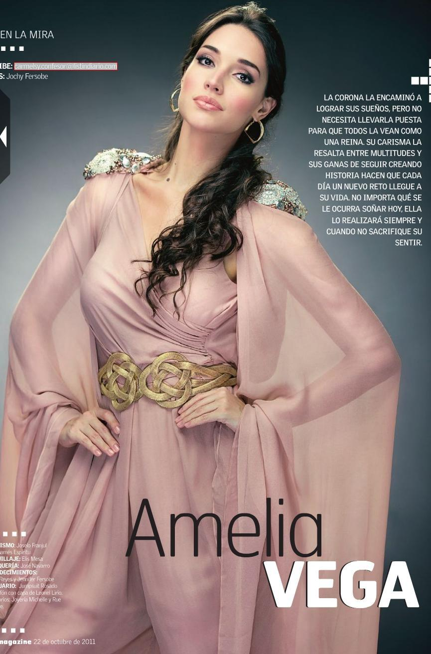 ════ ∘◦❁◦∘ ════ Amelia Vega, Miss Universe 2003. ════ ∘◦❁◦∘ ════ - Página 6 Unled-10