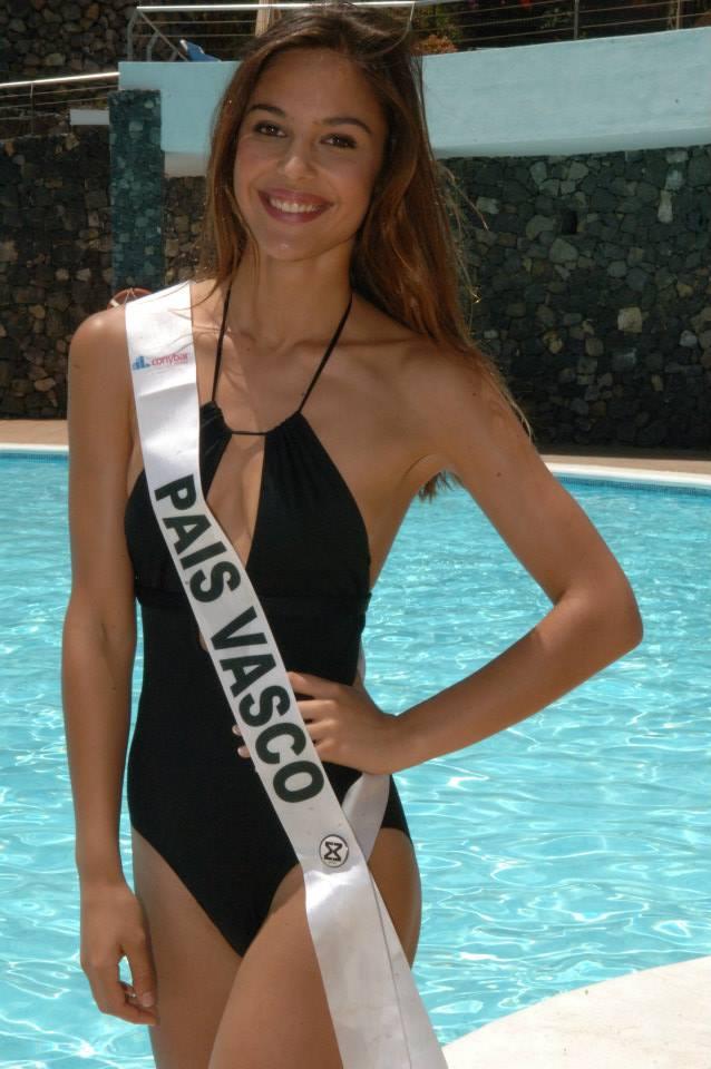 elena ibarbia, miss espana mundo 2013. Vasco410