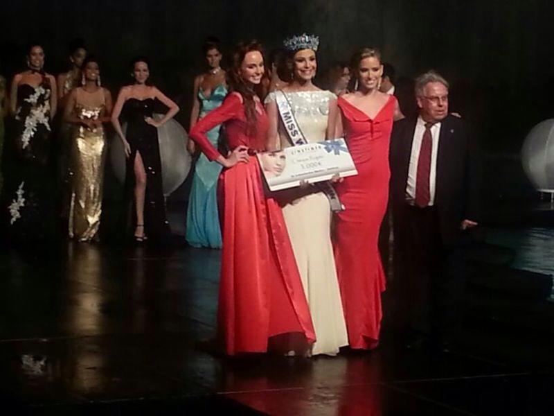 elena ibarbia, miss espana mundo 2013. Vasco510