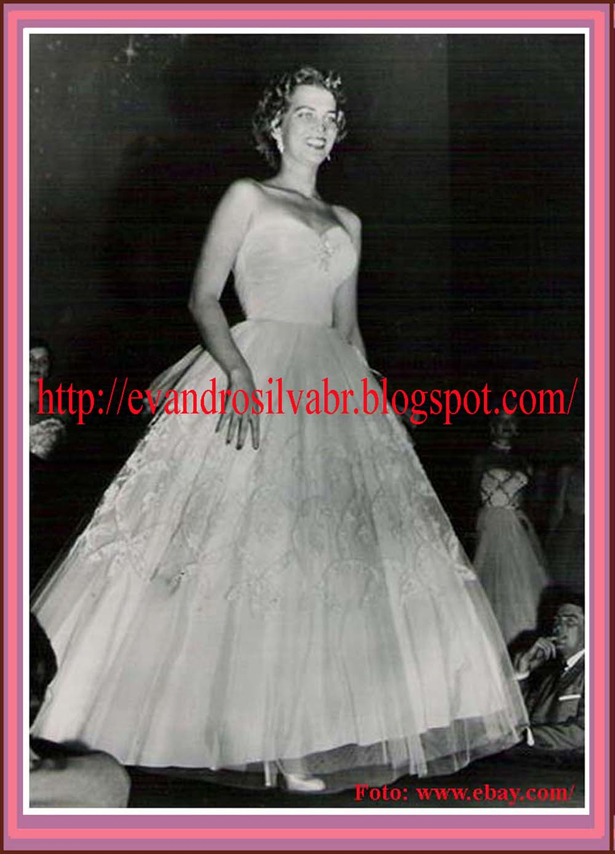 martha rocha, top 2 de miss universe 1954. primeira brasileira a participar de miss universe.†  - Página 2 Vestid10