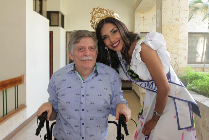laura gonzalez, 1st runner-up de miss universe 2017. - Página 5 Visita10